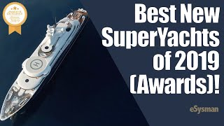 The Best SuperYachts of the Year (Awards)