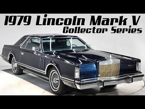 Video of '79 Mark V - Q7O1