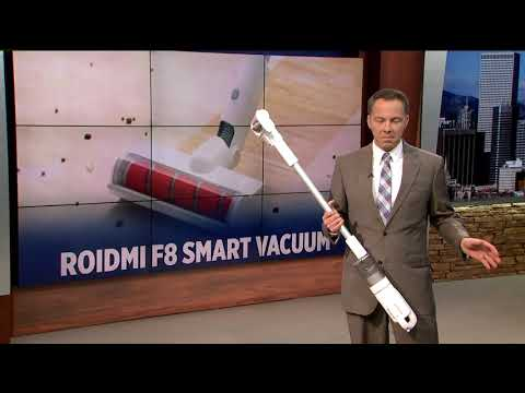 Kirk Yuhnke Tech Junkie Reviews Roidmi F8 Smart Stick Vacuum