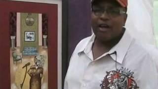 Najee Dorsey, Artscape 2010, African American Art - African American Artist - October Gallery