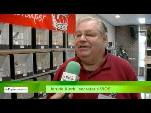 VIDEO | Van opheffen vogelvereniging VIOS Swifterbant is voorlopig absoluut geen sprake