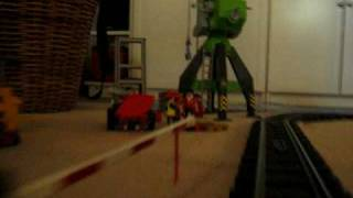 preview picture of video 'My RC Train (Playmobil)'
