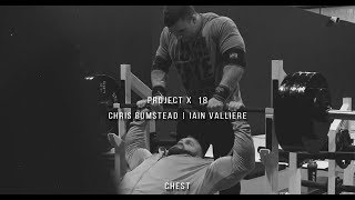 Chest Training | feat Chris Bumstead & Iain Valliere