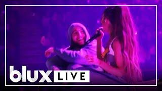 Ariana Grande  - The Way w/ Mac Miller (Live) [Multicam DWT + KISS]