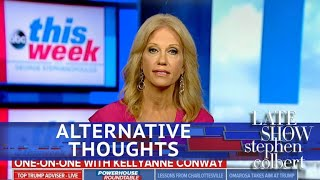 Inside Kellyanne Conway's Brain - Video Youtube