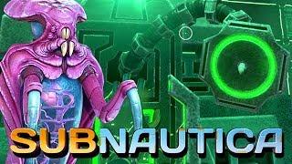Subnautica Full Release Gameplay German #10 - Kontakt mit Aliens