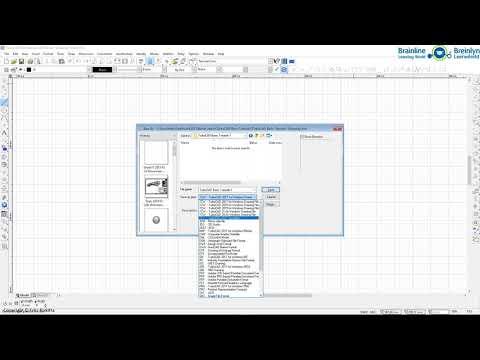 TurboCAD Basics - Tutorial 1 - ENG - YouTube