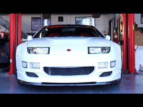 A 300ZX Love Story