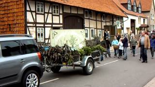 preview picture of video 'Feuerwehrfest 2013 in Borsum'