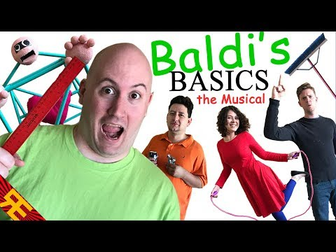 Download BALDI'S BASICS: THE MUSICAL [by Random Encounters] HD Mp4 3GP Video and MP3