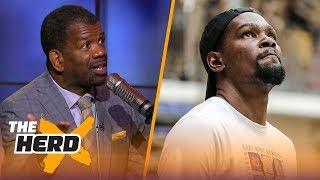 Rob Parker on KD being the M.S.O.A.T | NBA | THE HERD