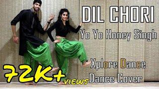 Yo Yo Honey Singh: DIL CHORI (Video) Simar Kaur, Ishers | Dance Cover