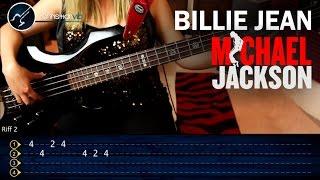Como Tocar Billie Jean En Bajo MICHAEL JACKSON | Tutorial Fácil Principiantes
