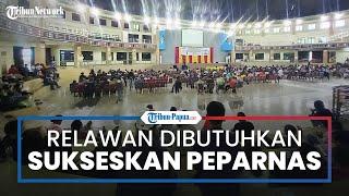 Peran Penting Relawan Sangat Dibutuhkan untuk Sukseskan Peparnas XVI Papua