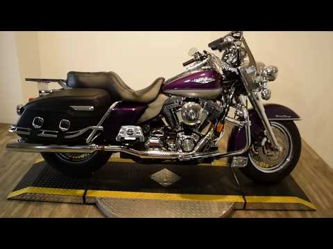 2001 Harley-Davidson Road King Classic in Wauconda, Illinois