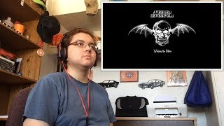 Avenged Sevenfold - I Won't See You Tonight Part 1 Reaction!!!
