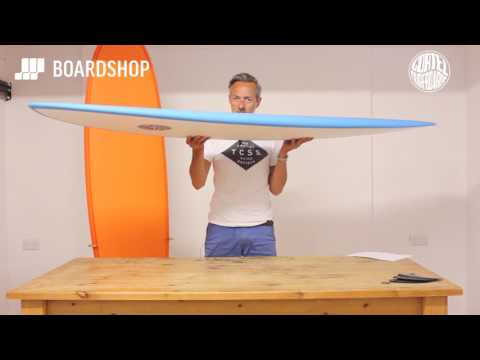 Cortez Funboard Surfboard Review