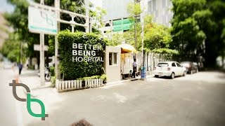 Better Being Hospital Walk-through | POV