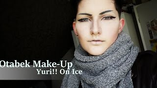 Cosplay [Make-Up]: Otabek Altin (Yuri!! On Ice)