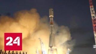 """Спутник """"Глонасс-М"""" занял место на расчетной  орбите - Россия 24"""