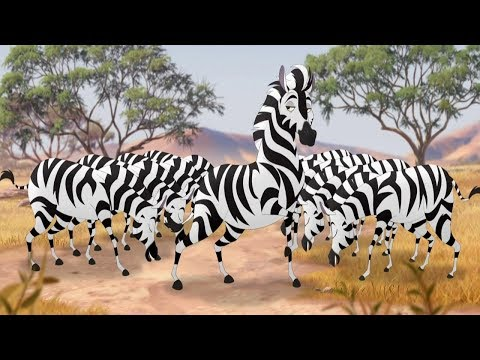 Lion Guard: The Zebra Mastermind song HD Clip