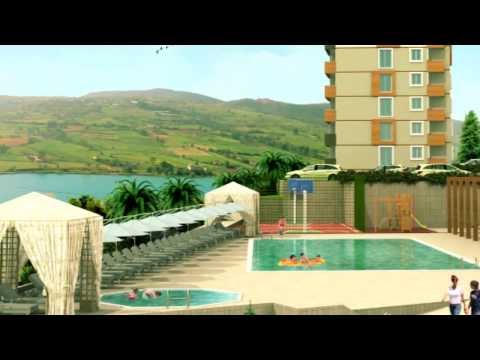 Cef City Gölpark Videosu