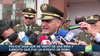 Investigan Muerte De Militar Durante Balacera En Bogotá