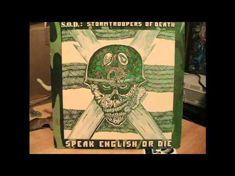 S.O.D. - March Of The S.O.D.