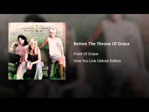 Música Before The Throne Of Grace