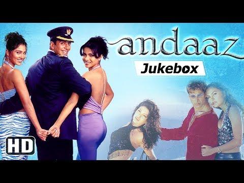 andaaz 2003 songs akshay kumar priyanka chopra lara