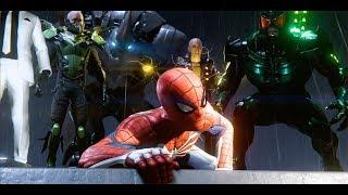 "Marvel's Spider-Man ""Scared Of The Dark"" (Edit)"