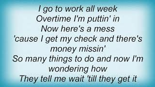 Angie Stone - Time Of The Month Lyrics