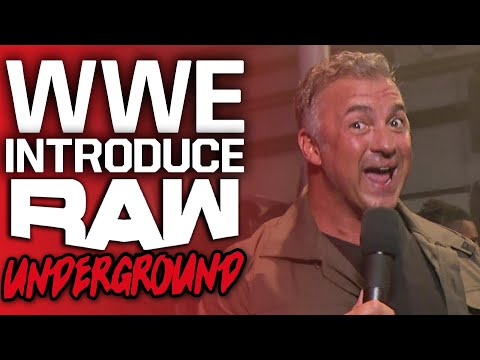 WWE Introduce Raw Underground, Tapings In Chaos   The Rock Buys XFL