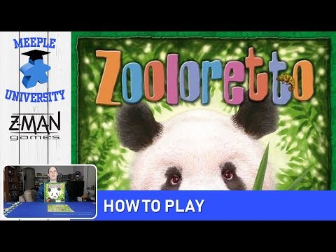 Zooloretto Board Game – How to Play & Setup in 16 Minutes