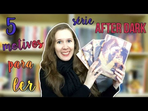 5 motivos para ler After Dark | Leituras de Deni