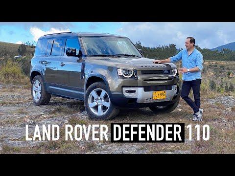 Land Rover Defender 110 🔥 OUFFF... ¡TREMENDA CAMIONETA! 🔥 Prueba - Reseña