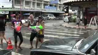 preview picture of video 'Songkran Hatyai สงกรานต์หาดใหญ่'