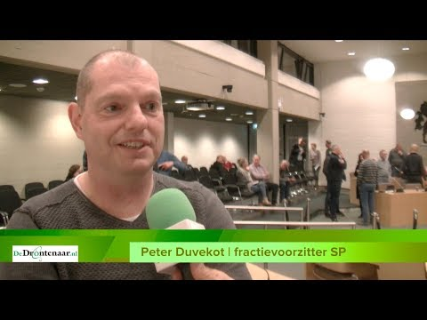 "VIDEO | Peter Duvekot doet geheimzinnig over crisis in SP-fractie: ""Wil niemand beschadigen"""