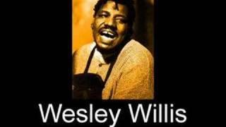 Wesley Willis - My Keyboard Got Damaged