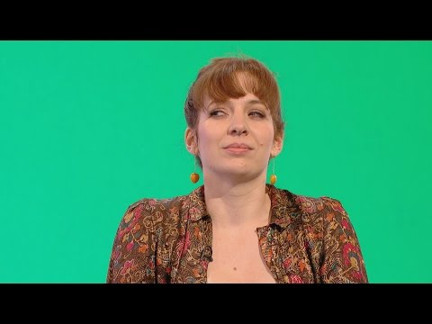 Katherine Parkinson a vyslovování - Would I Lie to You?