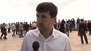 Встреча Шамиля Абдурахимова 20.09.18 г
