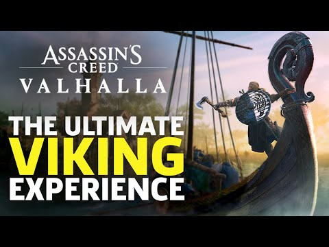 Assassin's Creed Valhalla Is The Ultimate Viking Experience