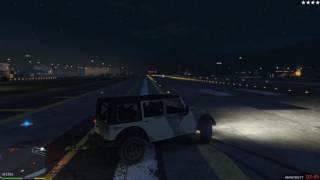 GTA 5 - Đừng lái máy bay qua khu quân đội