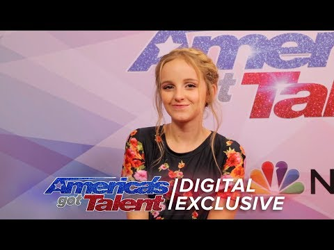 Invaluable Helpful Audition Tips From Evie, Preacher, and Johnny - America's Got Talent 2017
