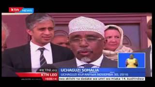 KTN Leo: Uchaguzi wa Rais wa Somalia utafanywa Novemba 30, uchaguzi wa bunge zote mbili unaendelea