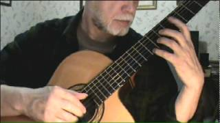 Naruto - 'Alone' by Toshiro Masuda (Fingerstyle Guitar)