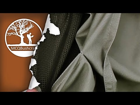 Bushcraft Outdoor Clothing & Layering