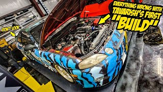 Everything Wrong With Tavarish's HORRIBLE Twin Turbo Lexus (Built When He Was 19)