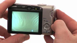 How to use a digital compact camera