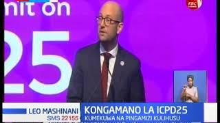 Kongamano  la ICPD25 laanza leo mjini Nairobi